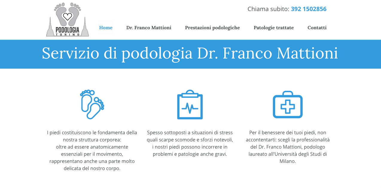 Doctor website usp