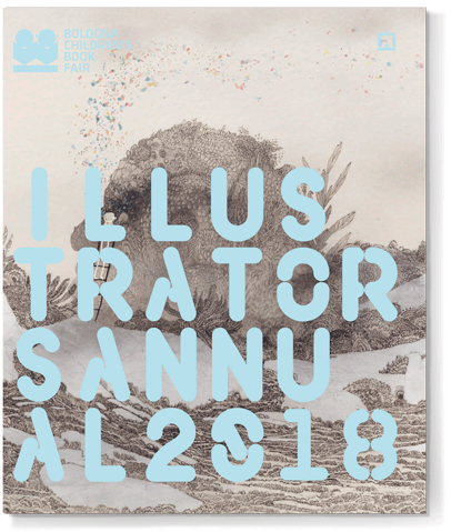 Illustrators annual 2018 Corraini