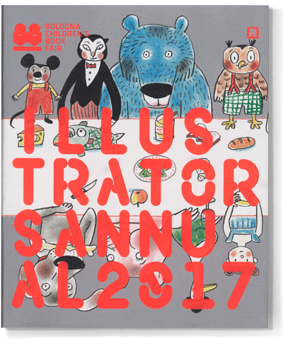 Illustrators annual 2017 Corraini