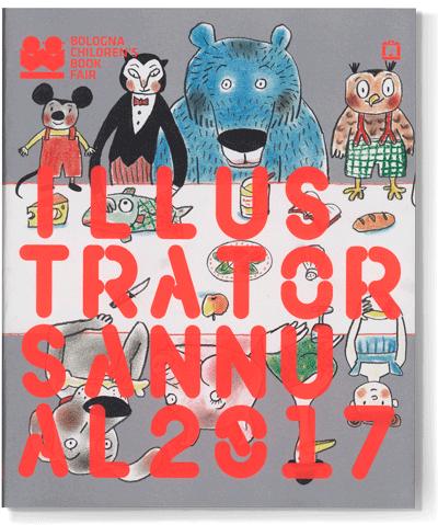 Illustrators annual 2017 Corraini