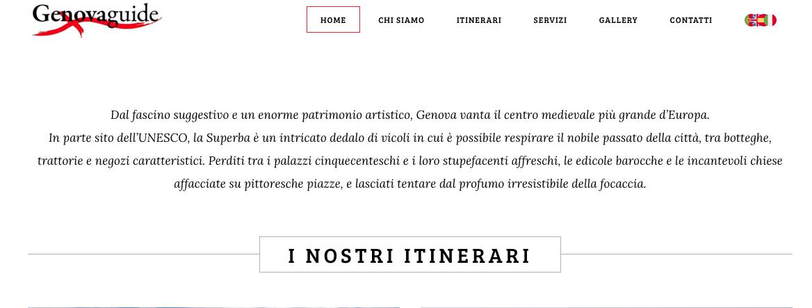 GenovaGuide sito